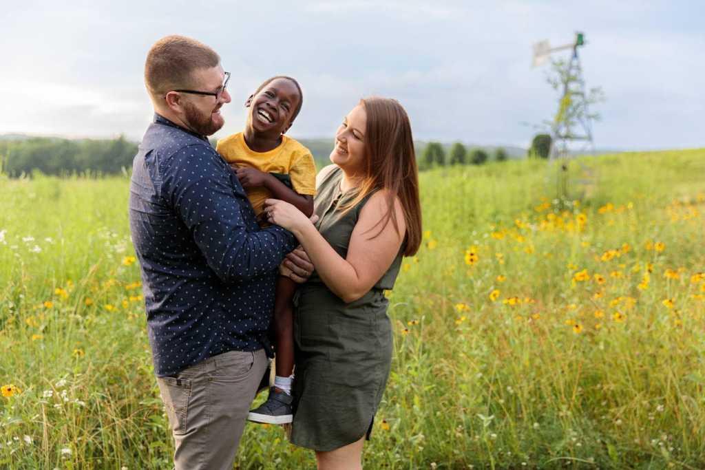 Global Mentors adopt, family