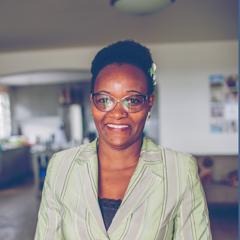Margaret Mburu