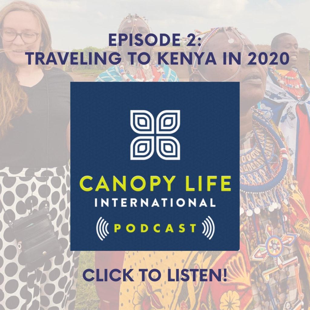 Travel to Kenya podcast