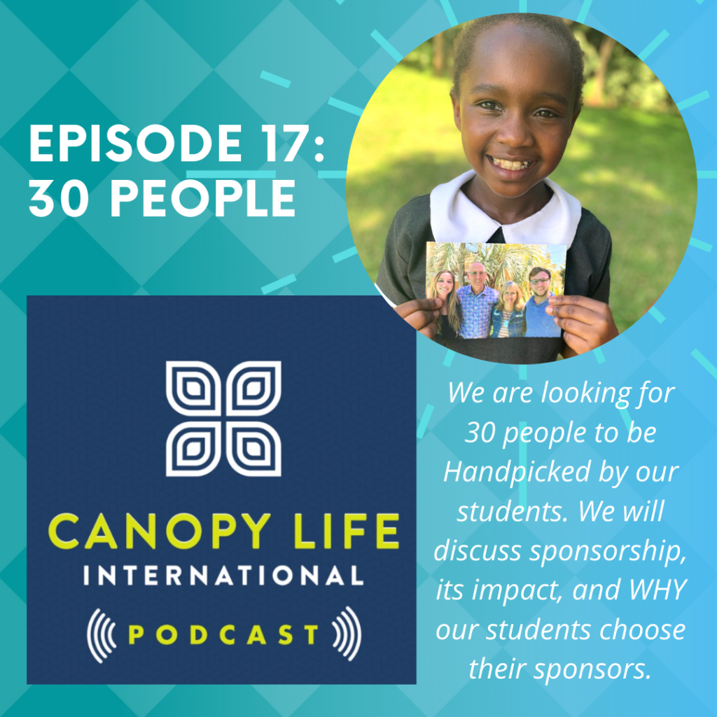 Canopy Life handpicked podcast
